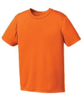 DEEP ORANGE ATC PRO TEAM YOUTH TEE. Y350
