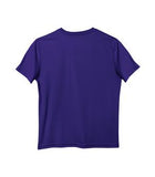 PURPLE ATC PRO TEAM YOUTH TEE. Y350
