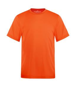 EXTREME ORANGE ATC PRO TEAM YOUTH TEE. Y350