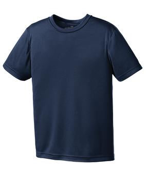 TRUE NAVY ATC PRO TEAM YOUTH TEE. Y350