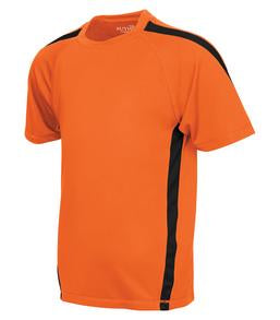 DEEP ORANGE / BLACK ATC PRO TEAM HOME & AWAY YOUTH JERSEY. Y3519