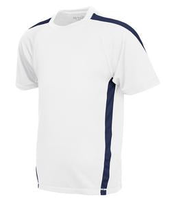 WHITE / TRUE NAVY ATC PRO TEAM HOME & AWAY YOUTH JERSEY. Y3519