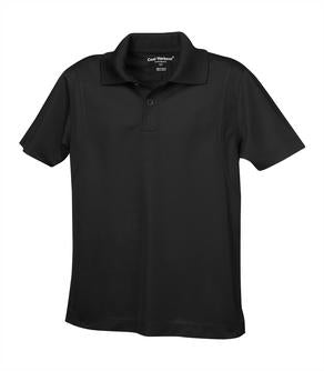 BLACK COAL HARBOUR® SNAG RESISTANT YOUTH SPORT SHIRT. Y445