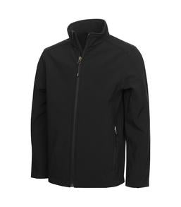 BLACK COAL HARBOUR® EVERYDAY SOFT SHELL YOUTH JACKET. Y7603