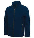 MIDNIGHT BLUE COAL HARBOUR® EVERYDAY SOFT SHELL YOUTH JACKET. Y7603