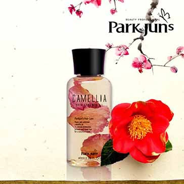 Camellia 100% Hair Oil 60ml