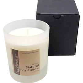 Lucid Aroma Lavender Natural Soy Candle 9oz