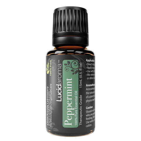 Lucid Aroma Peppermint 15mL