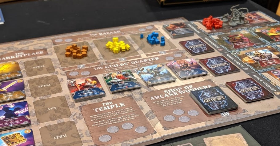 Thunderstone Quest; Third Time's a Charm?