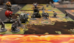Mechs and Minions; a Game of Stomping, Stumbling and Shooting