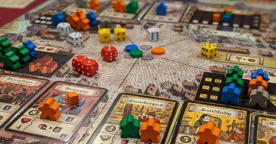 Troyes; A Heavy Game Worth Playing