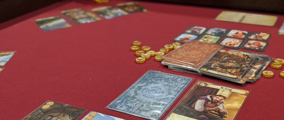 Citadels; Light Screwage & Role Selection, Served Up for Dinner