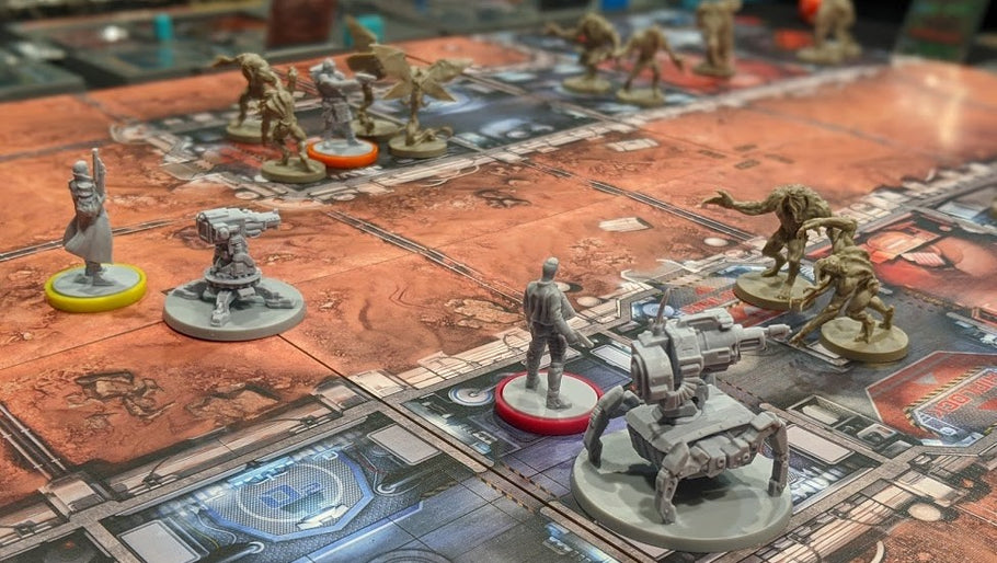 Zombicide: Invader; When Streamlined Doesn't Always Mean Better