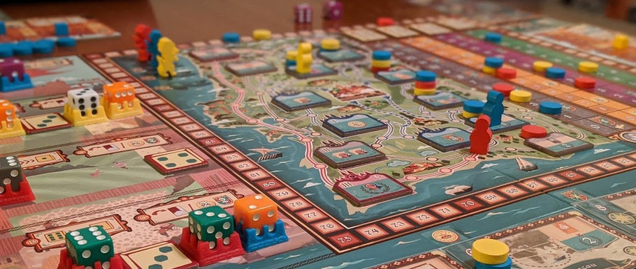 Coimbra; Why I'm Trading a Game I Respect