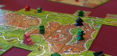 Carcassonne; The Origin of the Meeple