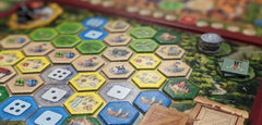 The Castles of Burgundy; Stefan Feld's Masterpiece