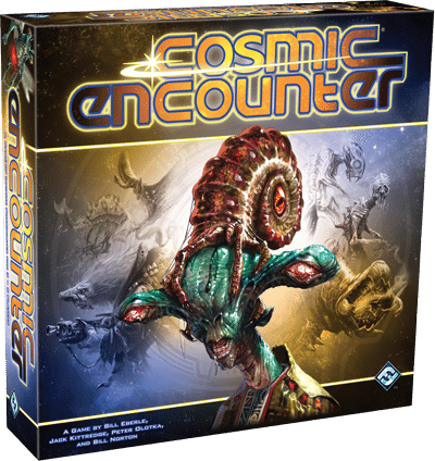 BoardGameCo Game Night – Cosmic Encounter & Sheriff of Notingham