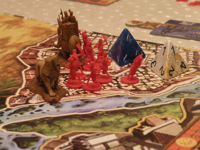 BoardGameCo Game Night – Kemet Round 2
