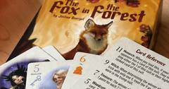 The Fox in the Forest; Beautiful, Deep and Optimal for Two