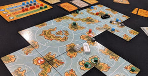 Akrotiri, a Puzzle Game That Feels Like Homework
