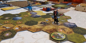 Mage Knight Board Game, Oh Adventuring We Will Go