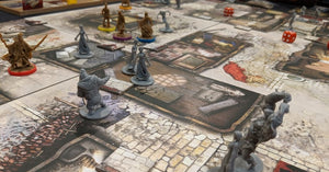 From Avoiding Zombicide, to Avoiding Zombices in Zombicide: Black Plague