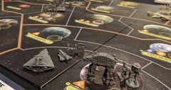 Star Wars: Rebellion,  a Game of Cat and Mouse and Death Stars
