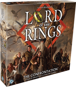 BoardGameCo Game Night – Cosmic Encounter & The Lord of the Rings: The Confrontation