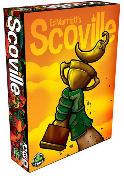 BoardGameCo Game Night - Scoville, Specter Ops, Targi and Walled City