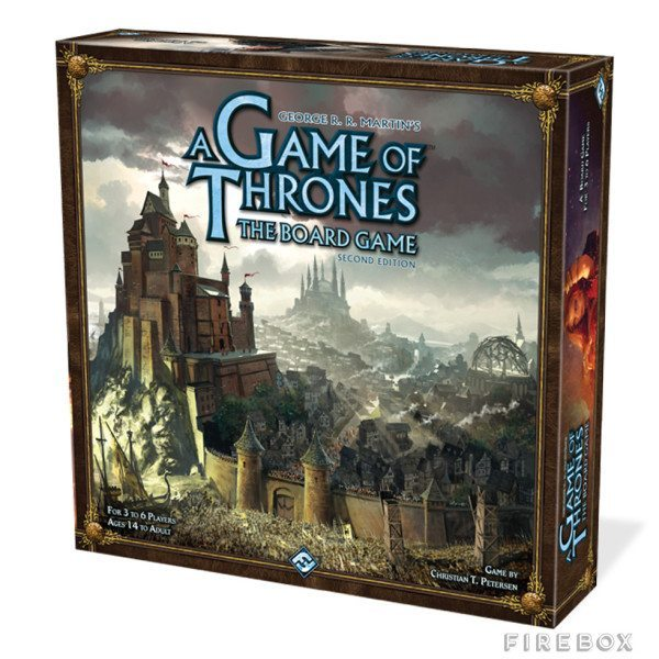 BoardGameCo Game Night - A Game of Thrones: The Board Game (Second Edition)