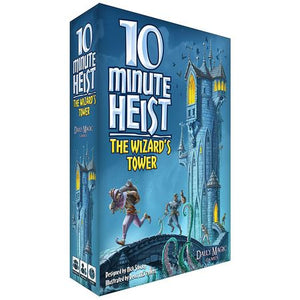 10 Minute Heist The Wizard's Tower