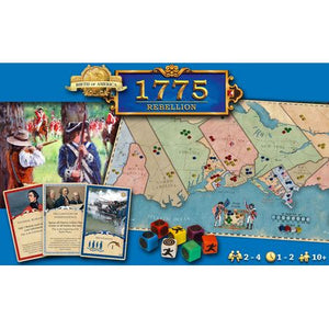 1775 Rebellion Components