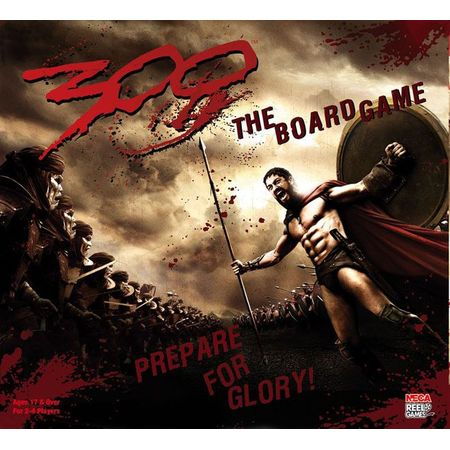 300 The Board Game