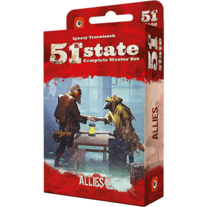 51st State Master Set – Allies