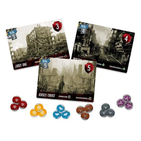 51st State Master Set – Three Cities Mini Expansion