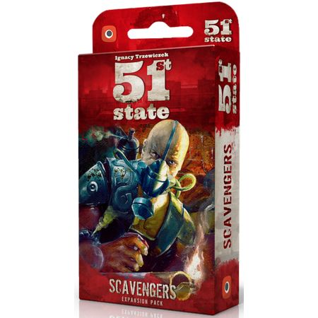 51st State Master Set – Scavengers