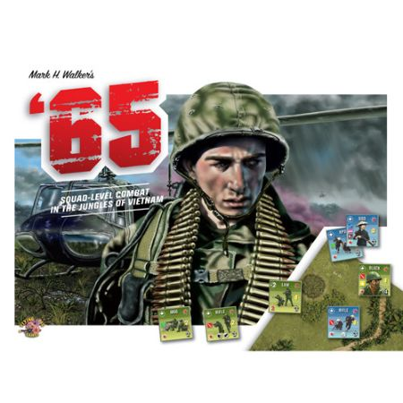 65 Squad-Level Combat in the Jungles of Vietnam