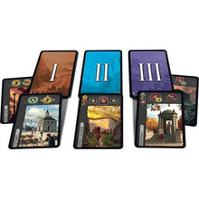 7 Wonders Cities Anniversary Pack Components