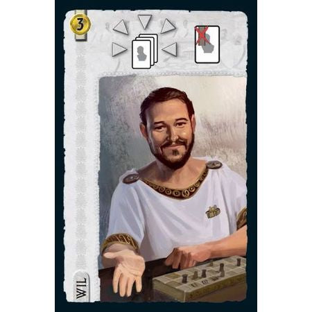 7 Wonders Leaders – Wil