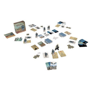 The Grizzled At Your Orders! Components
