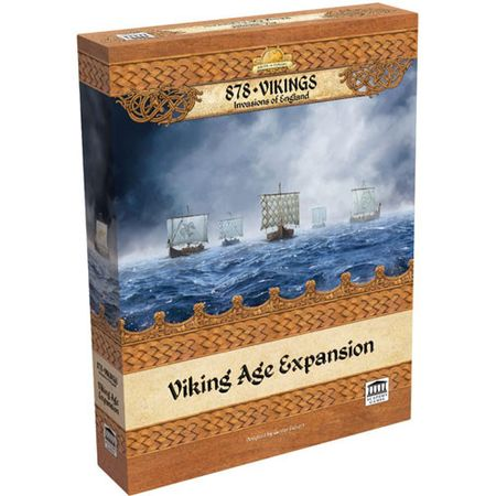 878 Vikings – Invasions of England Viking Age Expansion