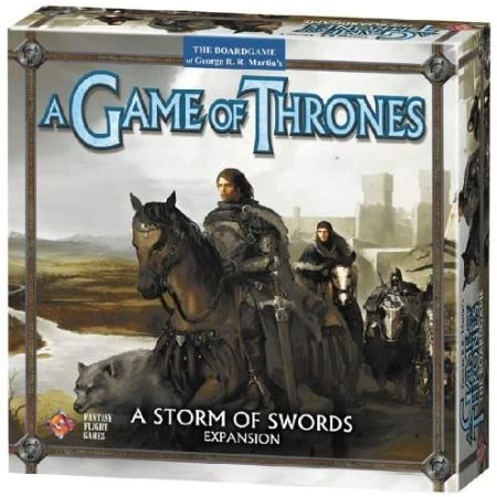 A Game of Thrones A Storm of Swords Expansion