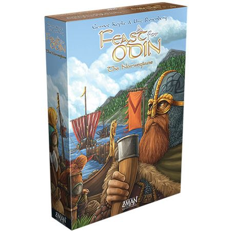 A Feast for Odin First Expansion – The Norwegians