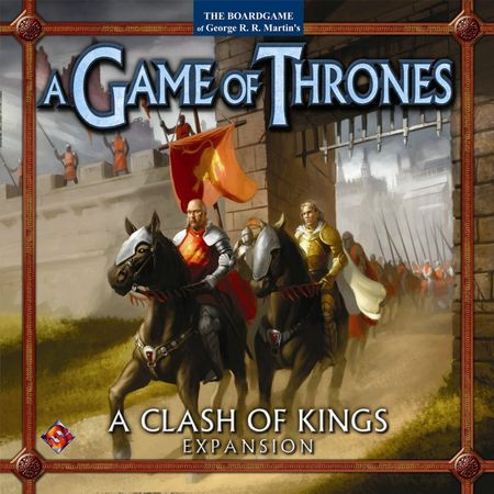 A Game of Thrones A Clash of Kings Expansion
