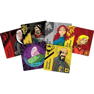 A Game of Thrones Hand of the King Components