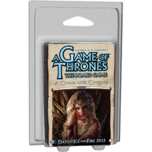A Game of Thrones The Board Game (Second Edition) – A Dance with Dragons