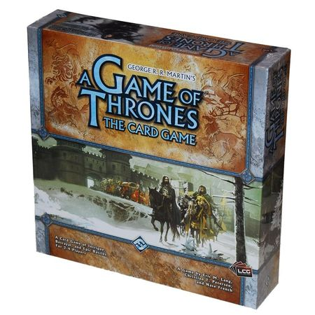 A Game of Thrones The Card Game