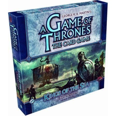 A Game of Thrones The Card Game – Kings of the Sea