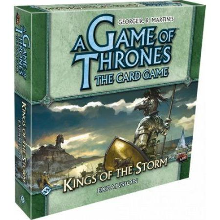 A Game of Thrones The Card Game – Kings of the Storm