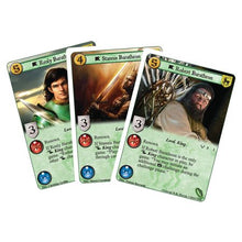 A Game of Thrones The Card Game – Kings of the Storm Cards